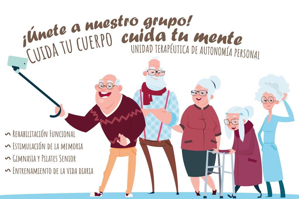 Actividades seniors